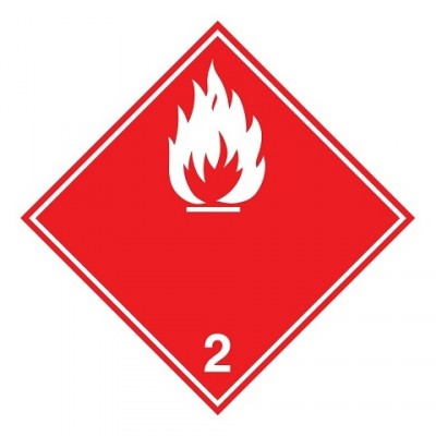 ADR 2.1B - Licht ontvlambaar gas