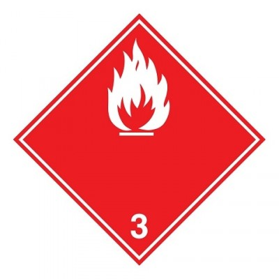 ADR 3B - Brandbare vloeistoffen