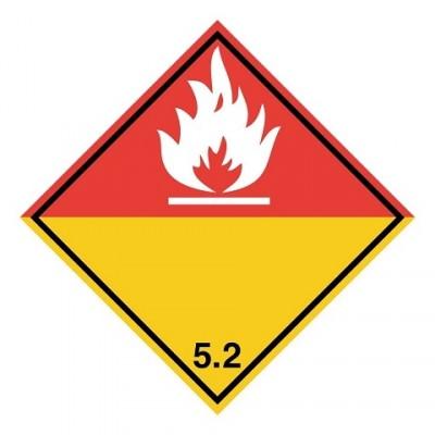 ADR 5.2B - Oxyderende stoffen Organische peroxyden