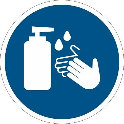 Desinfecteren verplicht + vloerlaminaat (antislip)