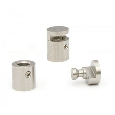 Afstandhouder ø 16 mm (set 2 stuks) RVS