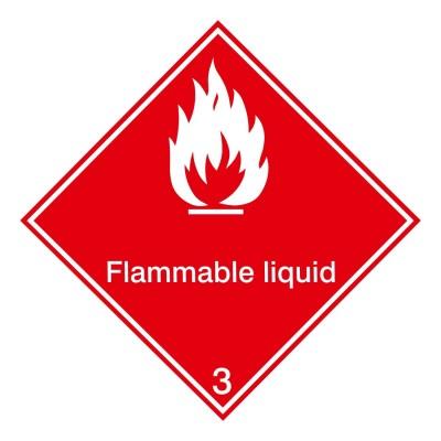IMDG 3A - Brandbare vloeistof