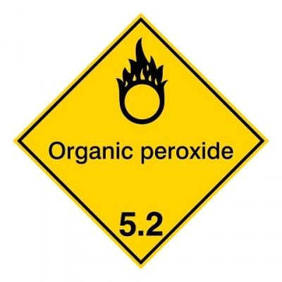 IMDG 5B - Organische peroxyden