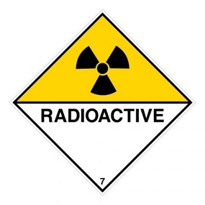 IMDG 7A - Radioactieve stoffen