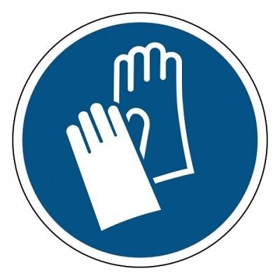 M009 Handschoenen verplicht