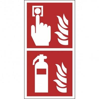 FO33 Brandmelder - brandblusser