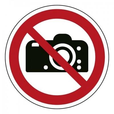 P029 Fotograferen verboden