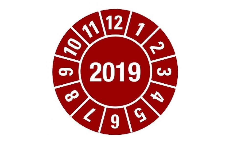 2019 rood