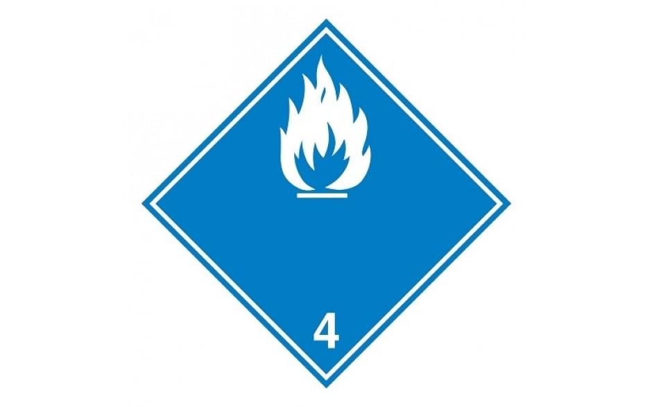 ADR 4.3B - Brandbare vaste stoffen