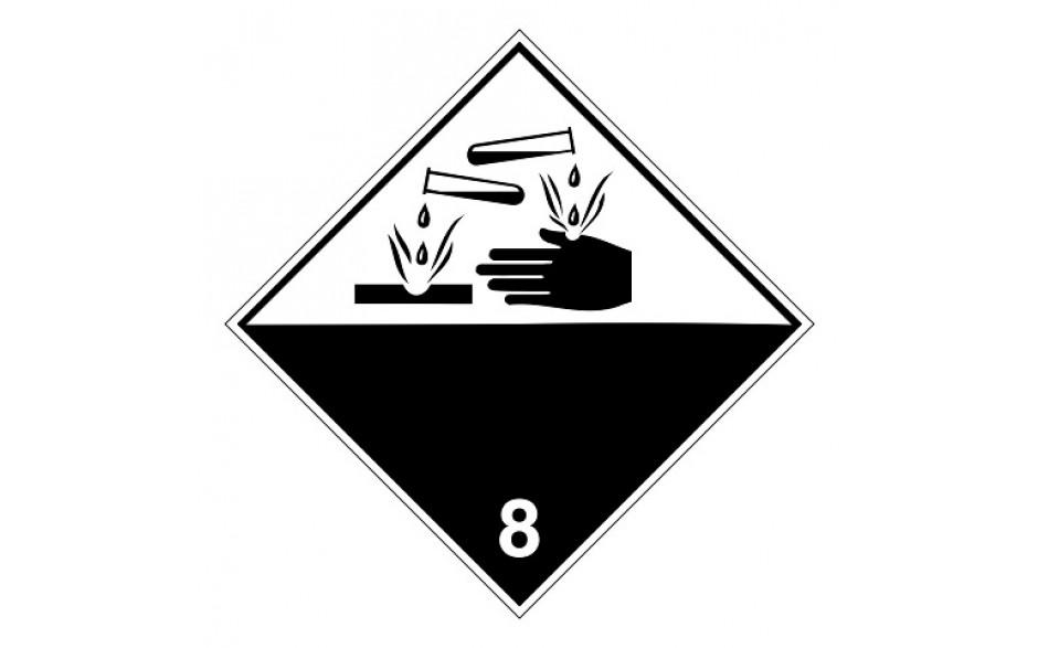 ADR 8 - Bijtende stoffen