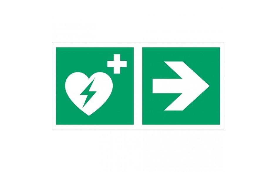 EO90 Pijl + AED rechts