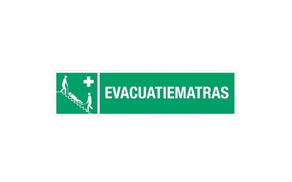 ET00T Evacuatiematras
