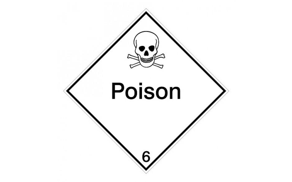 IMDG 6B - Vergiftig