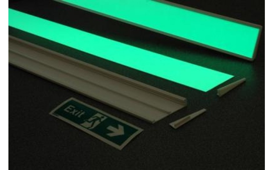 LLL Low Location Lighting strip (300 mcd)