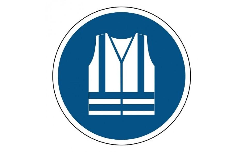 M015 Veiligheidsvest verplicht