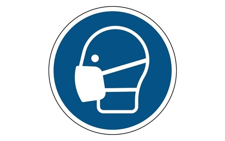 M016 (Lichte) ademhalingsbescherming verplicht