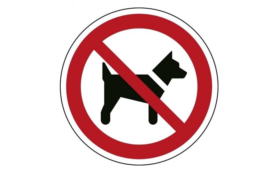 P021 Dieren verboden