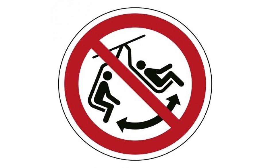 P038 Niet schommelen met stoeltje