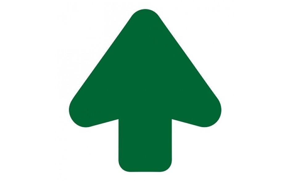 Pijl groen + vloerlaminaat (antislip)