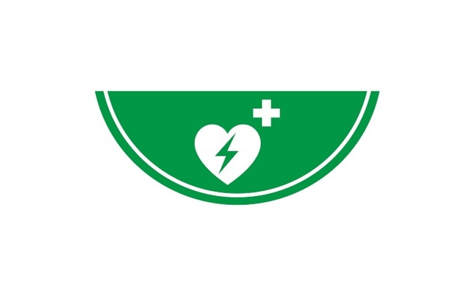 Vloermarkering  AED