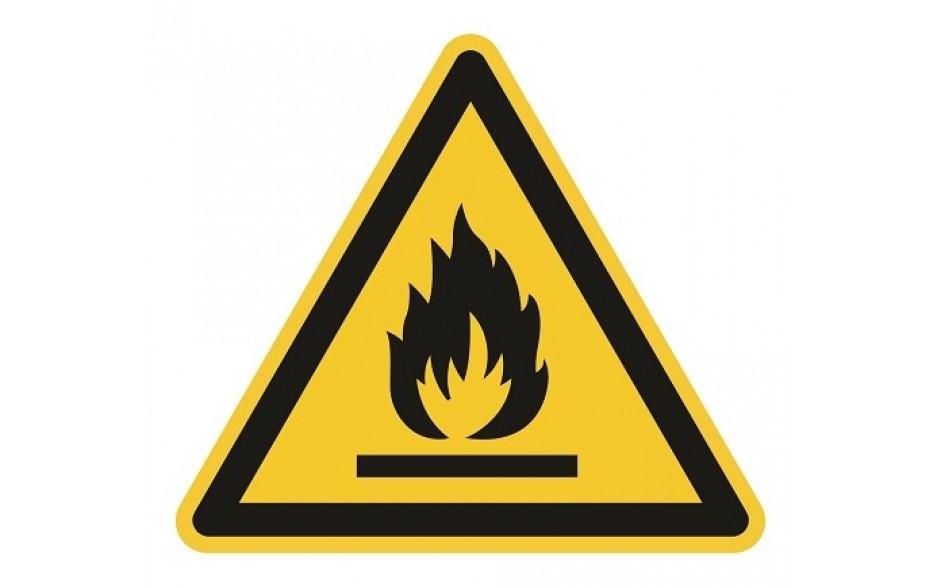 W021 Ontvlambare stoffen