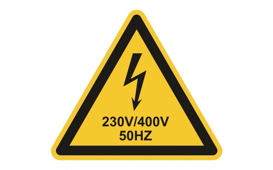 WT02 230 / 400 Volt 50 Hz
