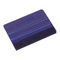 Rakel (snel en makkelijk strak aanbrengen van (vloer) stickers / tape