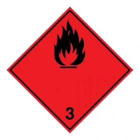 ADR 3A - Brandbare vloeistoffen