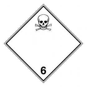 ADR 6.1 - Giftige en schadelijke stoffen