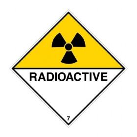 ADR 7DA Radioactief