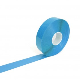 Picto-Stripe 50 mm  BLAUW (rol 30 meter)