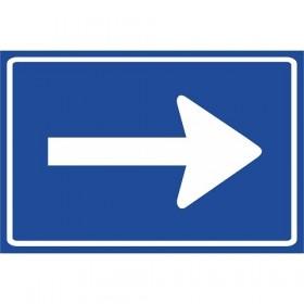C04 Eenrichtingsweg links/rechts