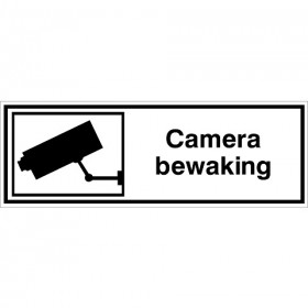WT10 Camera bewaking