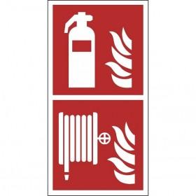 FO30 Brandblusser - brandslang