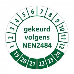 NEN2484 groen
