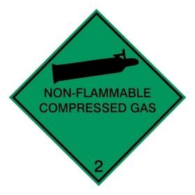 IMDG 2C - Niet-brandbare gecompresseerde gassen