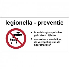 FT12 Legionella preventie
