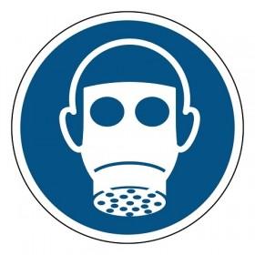M017 Ademhalingsbescherming verplicht