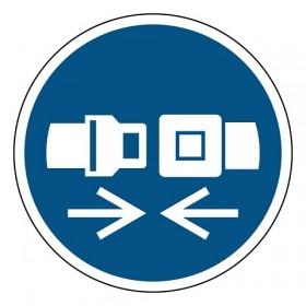 M020 Veiligheidsriem verplicht