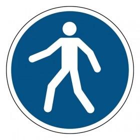M024 Verplichte doorgang voetgangers