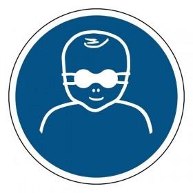 M025 Oogbescherming voor kinderen verplicht