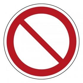 P001 Algemeen verbod