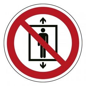 P027 Personenvervoer verboden