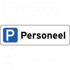 P Personeel