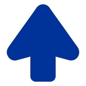 Pijl blauw + vloerlaminaat (antislip)