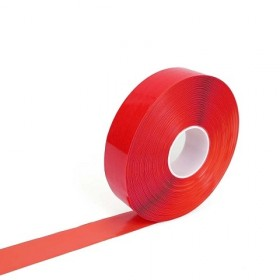 Picto-Stripe 50 mm  ROOD (rol 30 meter)