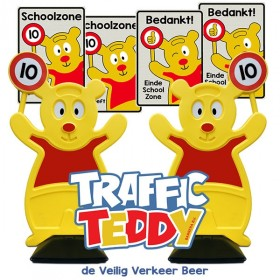 Traffic Teddy SET