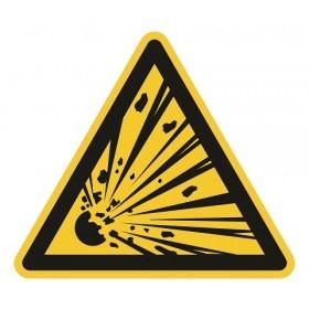 W002 Explosieve stoffen