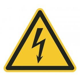 W012 Gevaarlijke elektrische spanning